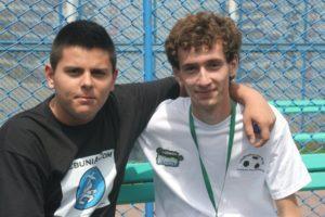 Nebunia.com si Florea Cristian la #muresfotbalmeet