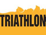 Logo #triatlonmamaia: Run Cristi, run!