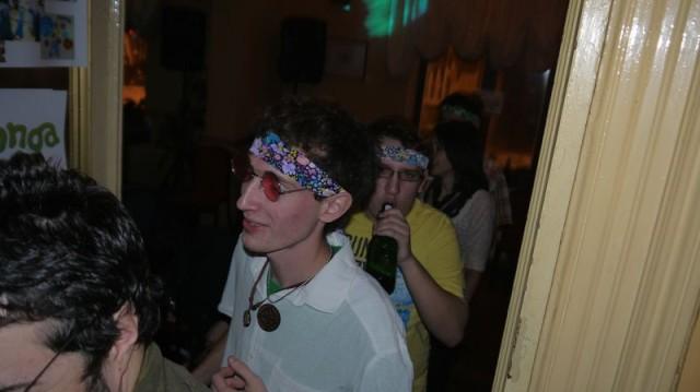 Florea Cristian la petrecerea de lansare zonga.ro