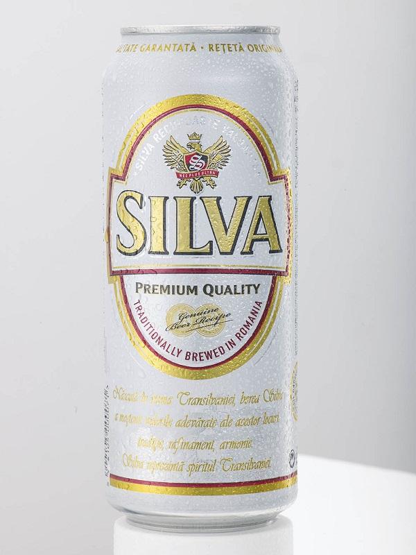 Silva 0,5L doza