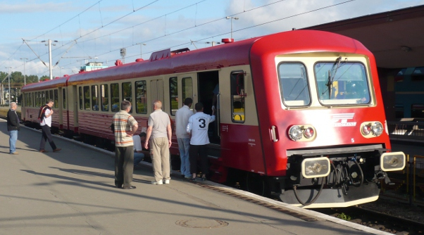 tren privat regiotrans