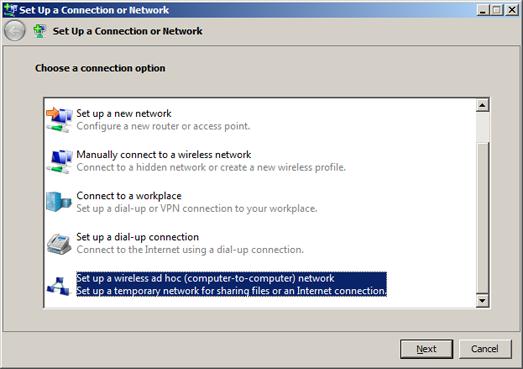 cum sa-ti transformi laptopul intr-un router