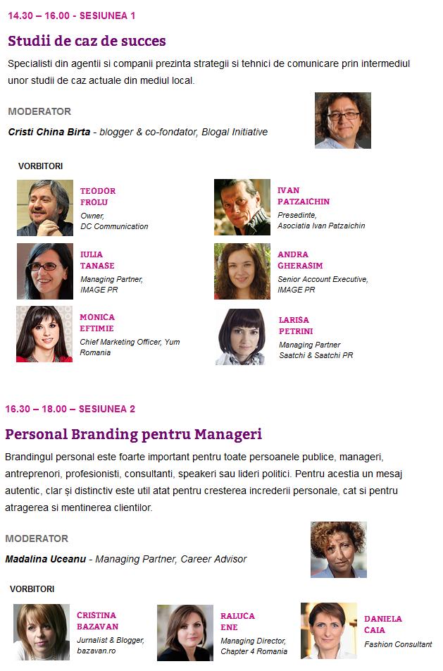 PR Forum 2013