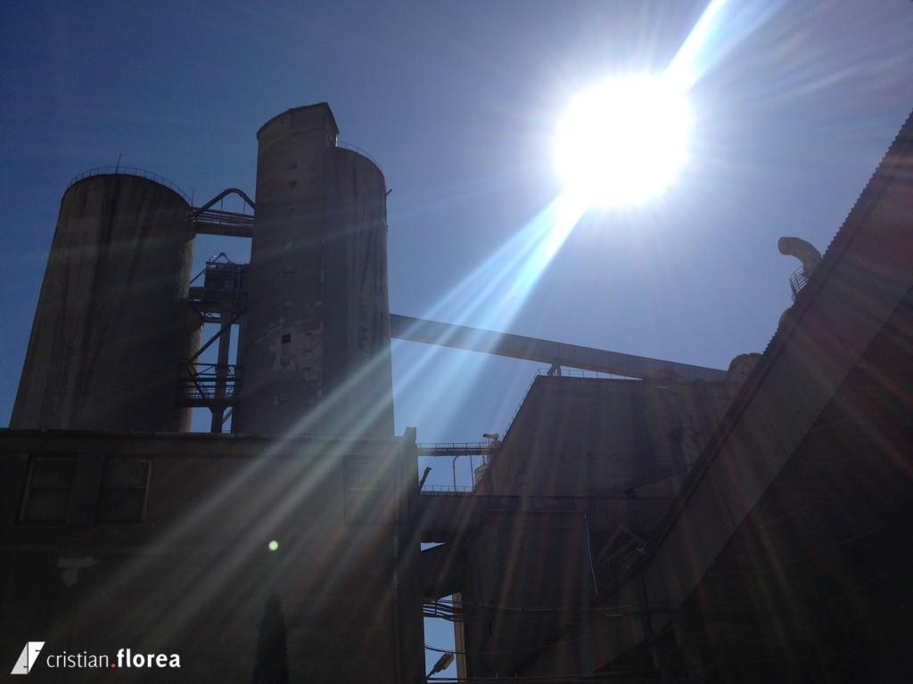 vizita bloggerilor la fabrica de ciment de la chiscadaga 11