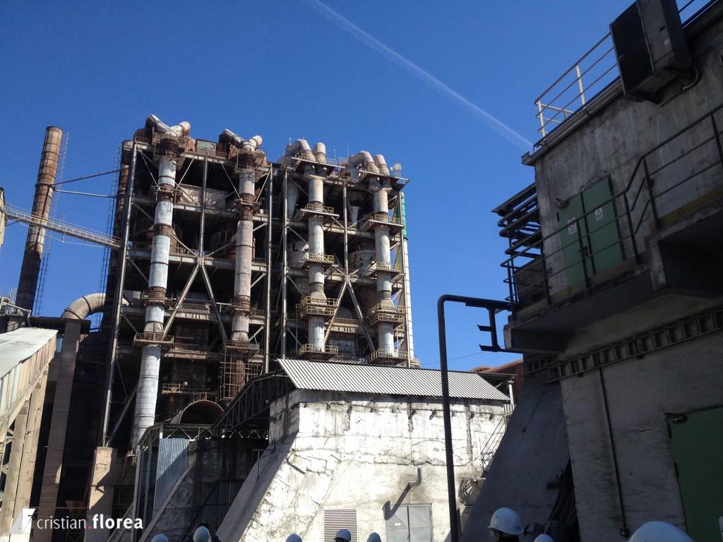 vizita bloggerilor la fabrica de ciment de la chiscadaga 26