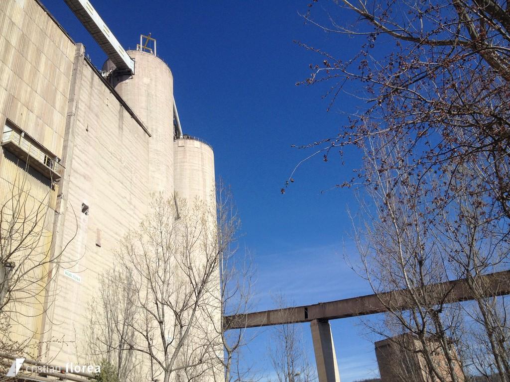 vizita bloggerilor la fabrica de ciment de la chiscadaga 4