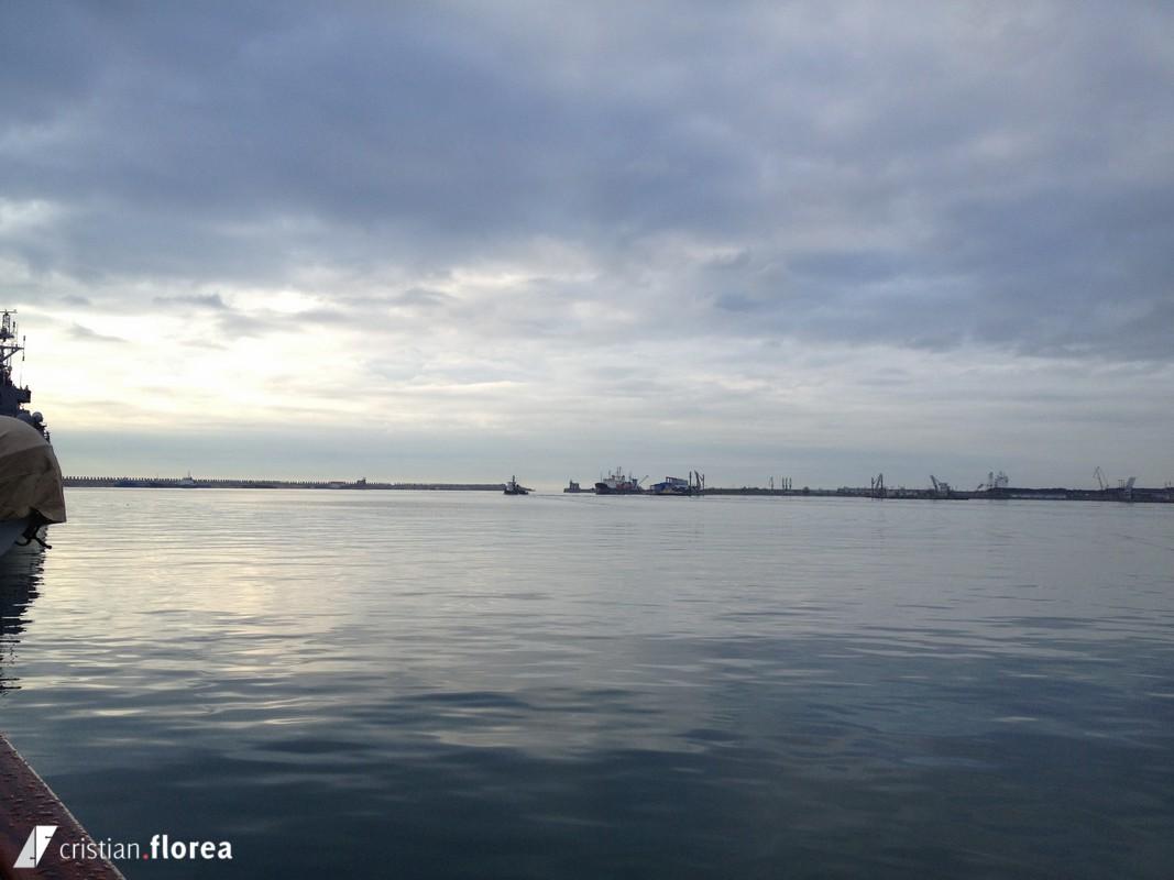 aventura pe o nava cu panze - constanta varna 12