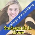 Studenta de la litere