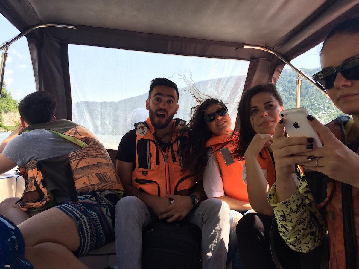 #prinmehedinti pe Dunare 3