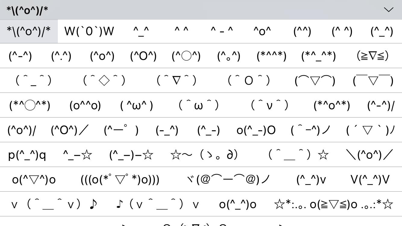 emoticoane iphone1