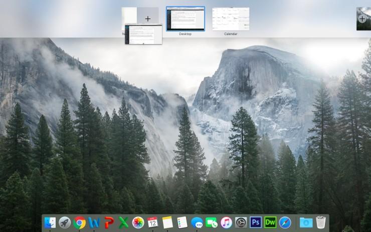 trucuri pentru macbook - split screen - google chrome peste notite