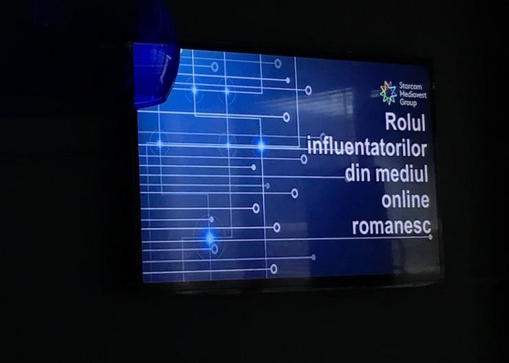 rolul influențatorilor din mediul online românesc