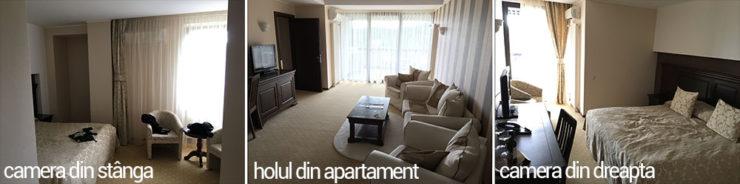 apartament - hotel alpin poiana brasov