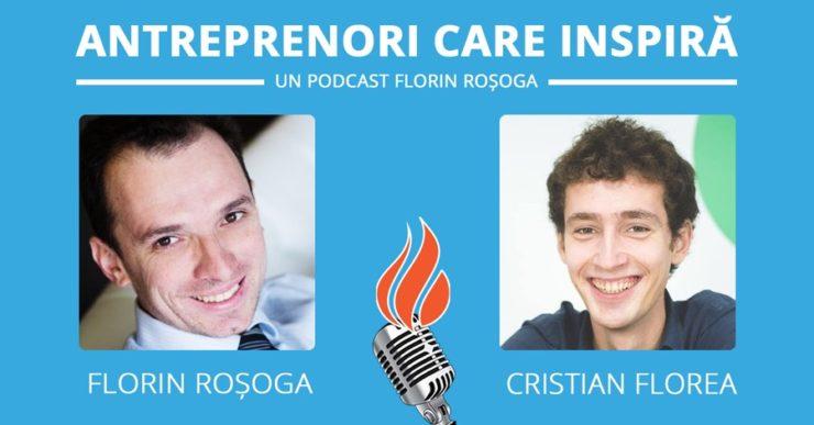 podcast despre blogging si social media cu cristian florea