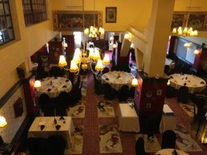 restaurante hotel alpin poiana brasov