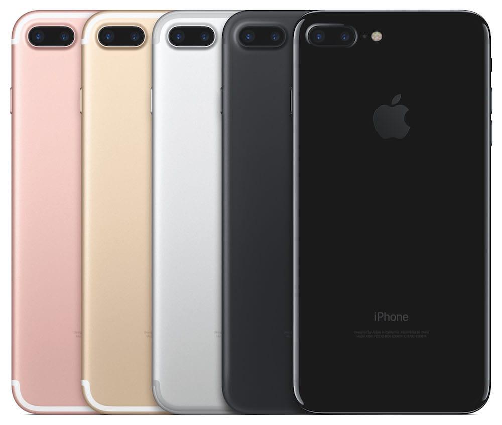 culori iphone 7