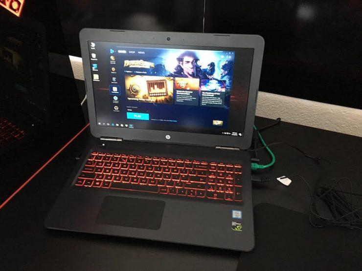 laptop de gaming omen by hp