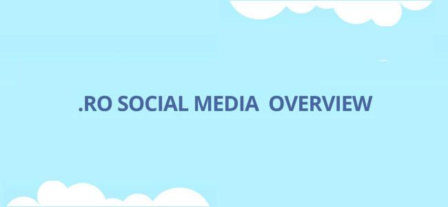 statistici social media in romania