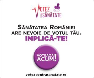 Votez pentru sanatate