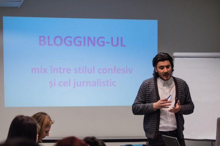 libertatea de exprimare pe bloguri si pe retelele sociale