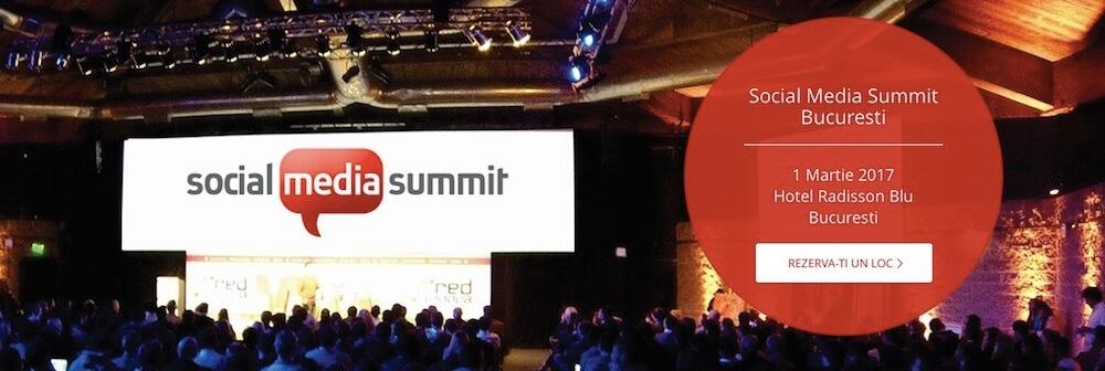 social media summit bucuresti