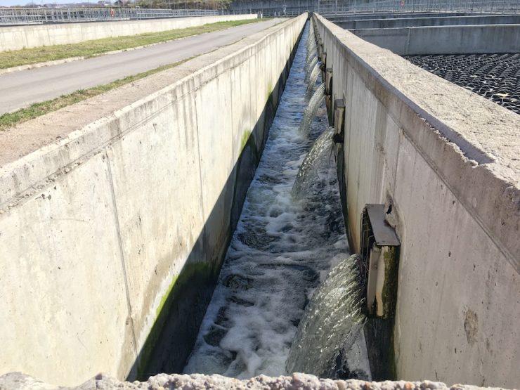 ce se intampla cu apa care ajunge in canalizarea din Bucuresti