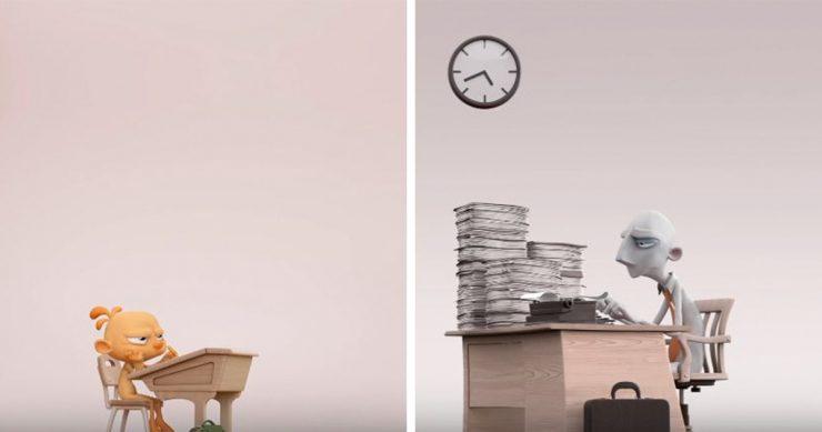 animatie - cum distruge scoala creativitatea