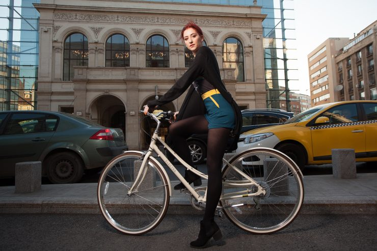 kitul biciclistei urbane