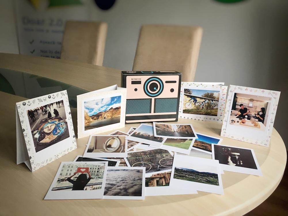 unde poti imprima fotografiile de pe instagram si facebook